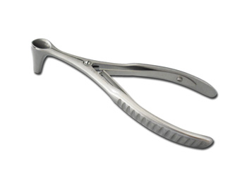 Medicine, Instruments, KILLIAN/HARTMANN nose forceps 15mm