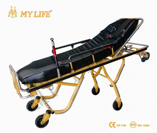Medicine, Emergency Trolleys, Automatic stretcher
