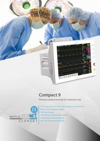 Medicine, Anesthesia, Compact 9 OR