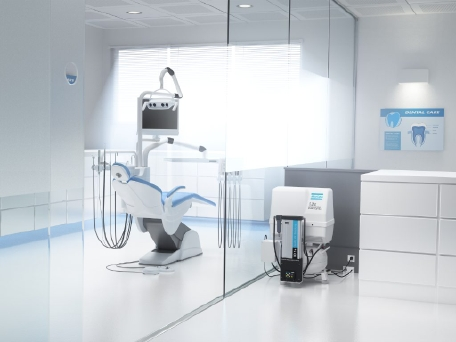 Dental Equipment, Engine Room, LFx Series