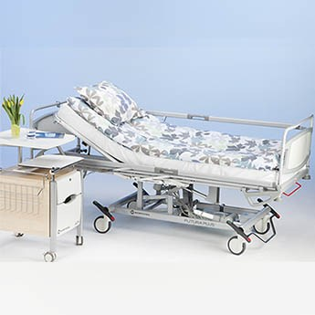 Medicine, Hospital Beds, Hospital Bed Futura Plus New