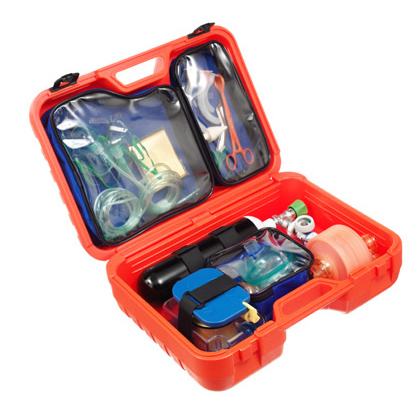 Medicine, Emergency Cases, Emergency Case OXIVAC I