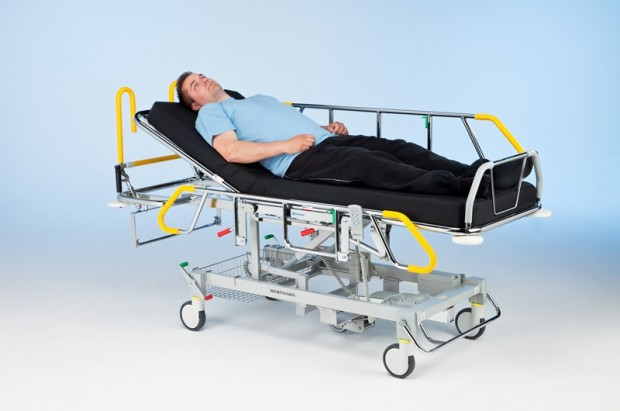 Medicine, Emergency Trolleys, Futura Plus 6390