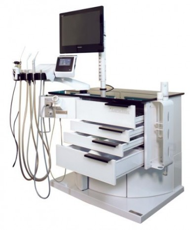 Medicine, ENT Units and Chairs, Otocompact Steel