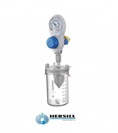 Medicine, Oxygen Therapy and Suction Devices, Vacusill