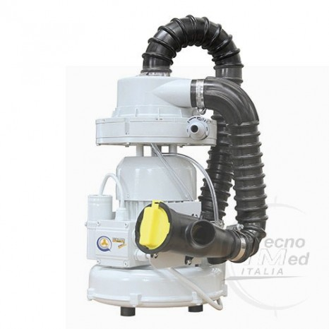 Dental Equipment, Engine Room, Wet Suction pump
